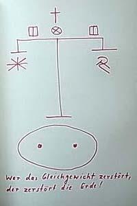 A.R.ペンクのアート