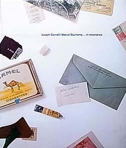 Joseph Cornell Marcel Duchamp