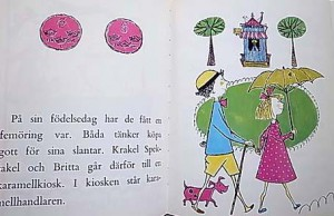 Stig Lindbergの絵本