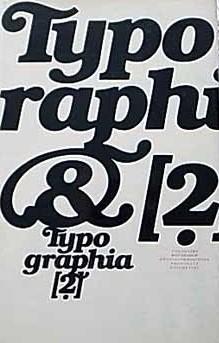チェコのタイポグラフィー・デザイン