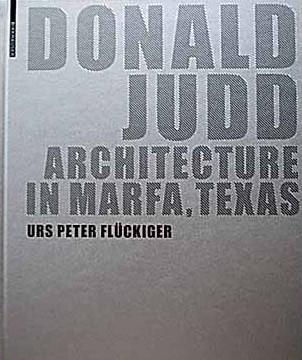 Donald Judd