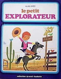 アラングレ explorateur