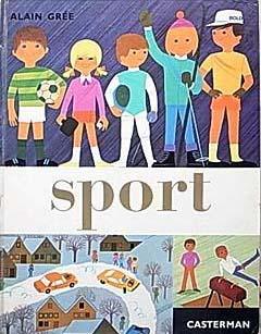 アラングレ絵本 sport