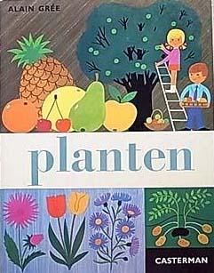 アラングレ絵本 planten
