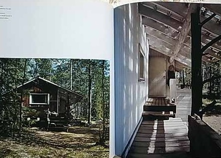 フィンランドの別荘