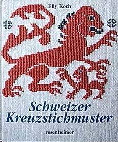 Schweizer Kreuzstichmuster