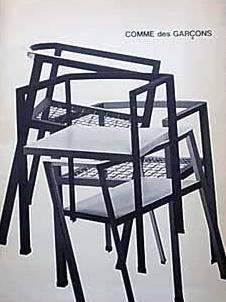 Comme Des Garcons Furniture Catalog