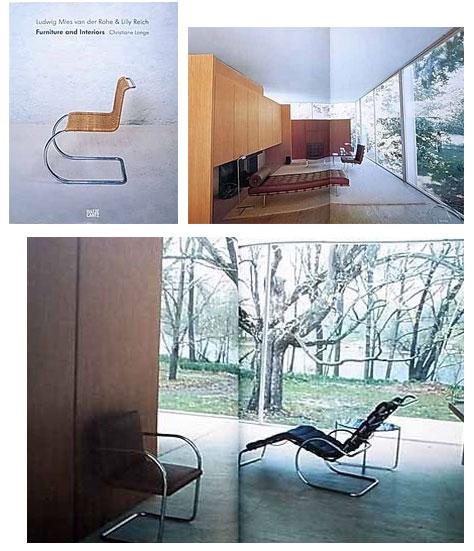ミースの家具