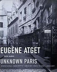 Eugene Atget Unknown Paris