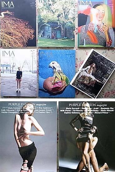 アート写真雑誌